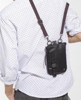 bolsa da cintura pacote bolsa Material Principal : Plutônio
