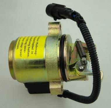 Shutdown Device Solenoid Valve 0428 7583 04287583 Diesel Engine Parts цена