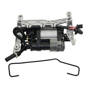 AP01 Baru Kompresor Suspensi Udara dengan Stand untuk VW Volkswagen Touareg 7P5 7P0698007B 7P0698007C 7P0698007D