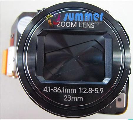 Original GC100 LENS for SAMSUNG EK-GC100 EK-GC110 GC100 GC110 GALAXY Lens Zoom Unit no ccd camera repair part free shipping