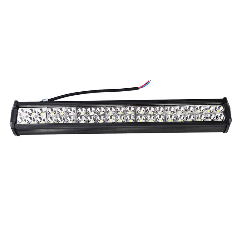 22 inch 126W LED Work Light Bar Spot Beam Spotlight 12 24v for Tractor Boat Offroad