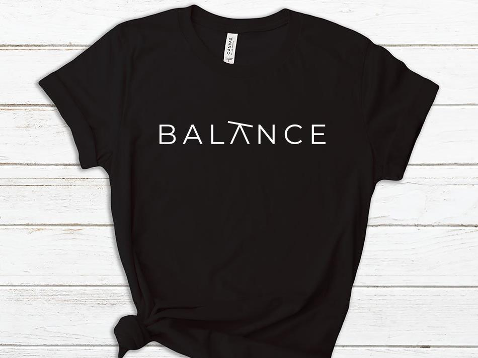 No Balance Print Women Tshirt Cotton Casual Funny T Shirt For Lady Yong Girl Top Tee Hipster Drop Ship S-255