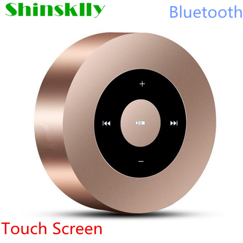 A8 Bluetooth Speaker Portable Wireless Speakers Subwoofer Bass Column Altavoz Support SD Card AUX In For Computer Smart Phone
