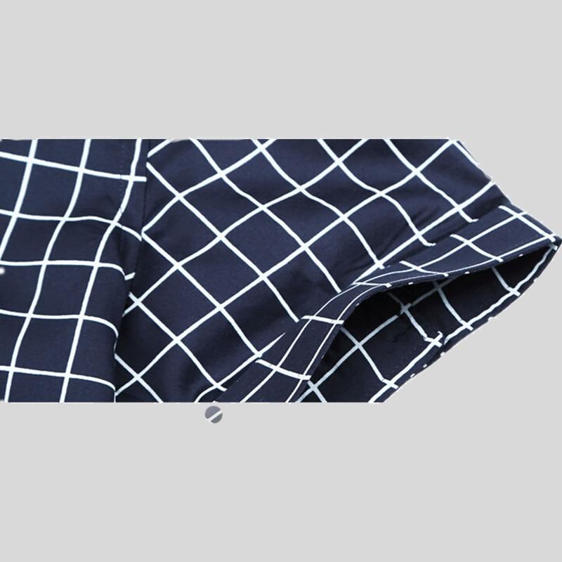 VISADA JAUNA Camisa de los hombres 2017 Verano Nueva Llegada de Moda - Ropa de hombre - foto 5