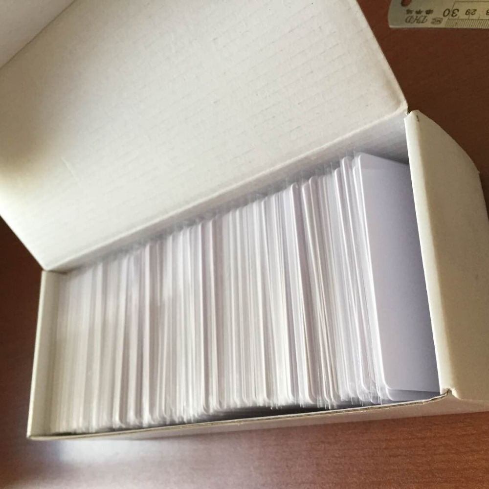 Back To Search Resultssecurity & Protection 1000pcs/lot Nfc Tag 215 Chip Tags 504 Bytes Iso14443a Pvc White Cards For Android,ios Nfc Phones For Improving Blood Circulation