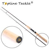 ToplineTackle fishing rod surf casting travel fly fishing rods telescopic carp mini ultralight fish rod