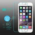 Para iphone 7 6 s plus 0.3mm templado protector de pantalla de cristal templado película protectora para el iphone se 5s 5 5c 4s 4 envío gratis