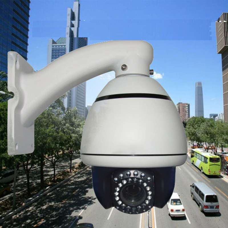 2.0 Mega Pixels 4X Mini IP Mid speed dome camera 1080P IP ptz camera with IR  speed ip camera 4 in 1 ir high speed dome camera ahd tvi cvi cvbs 1080p output ir night vision 150m ptz dome camera with wiper
