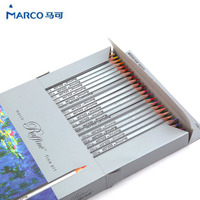 Marco Raffine Fine Art Lapis De Cor 72 Colors Drawing Pencils Drawing Sketches Mitsubishi School Supplies