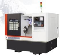 TCK6340 CNC 45 Degrees Slant Bed metal lathe machine