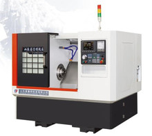 TCK6340 CNC 45 Degrees Slant Bed metal lathe machine