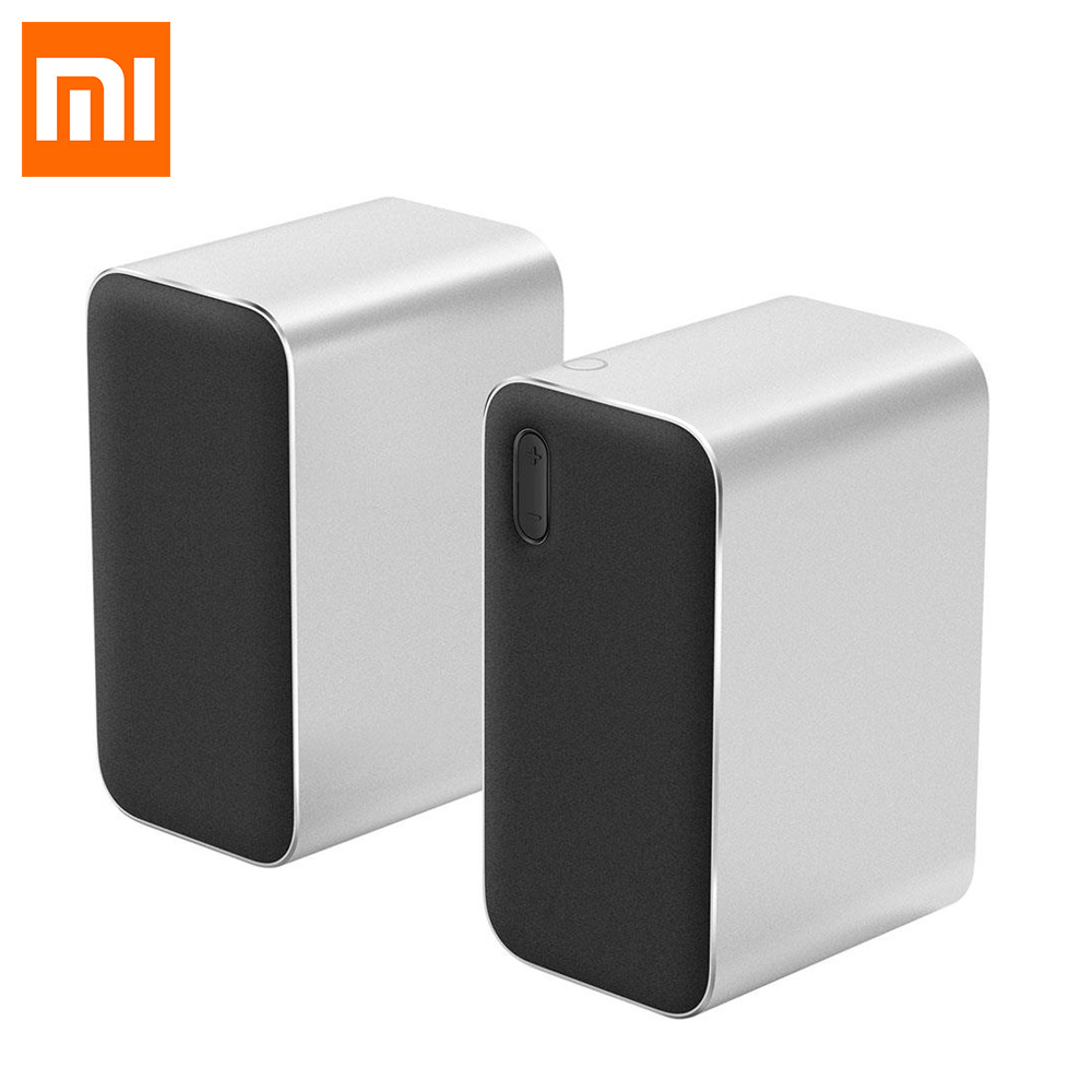 все цены на Original Xiaomi Bluetooth Computer Speaker Double Bass High Quality DSP Voice Calls 12W 2.4GHz Stereo Xiaomi Portable Speaker онлайн
