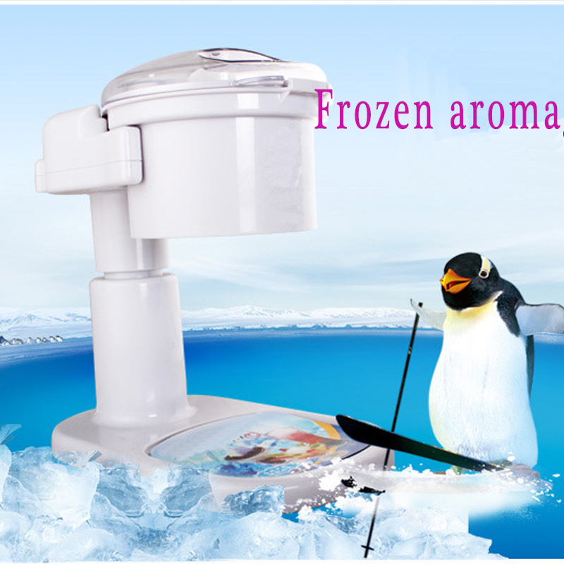 The electric shock - free automatic shaper machine for commercial use of ice crusher