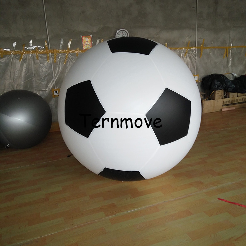 advertising inflatable football balloon sport ball PVC Cheap Price Event Display helium balloon large sky balloons advertising inflatable football balloon sport ball PVC Cheap Price Event Display helium balloon large sky balloons