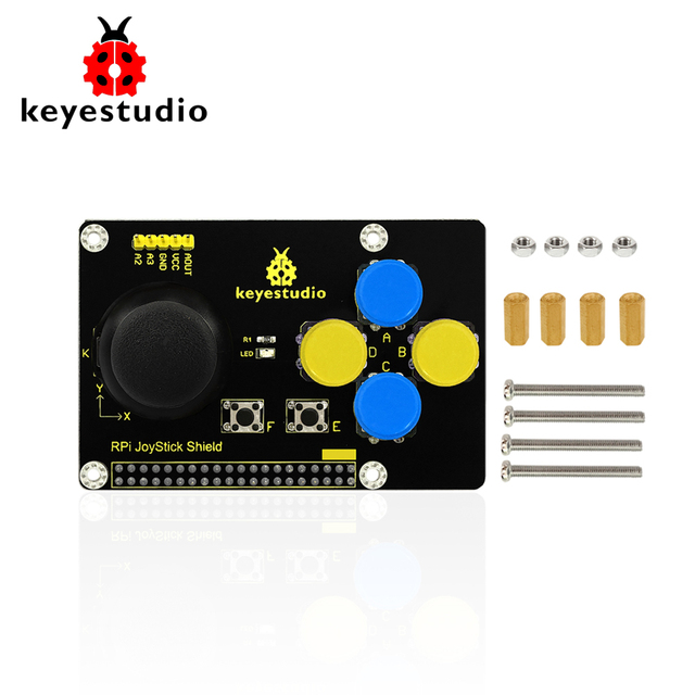 RPI JoyStick Shield