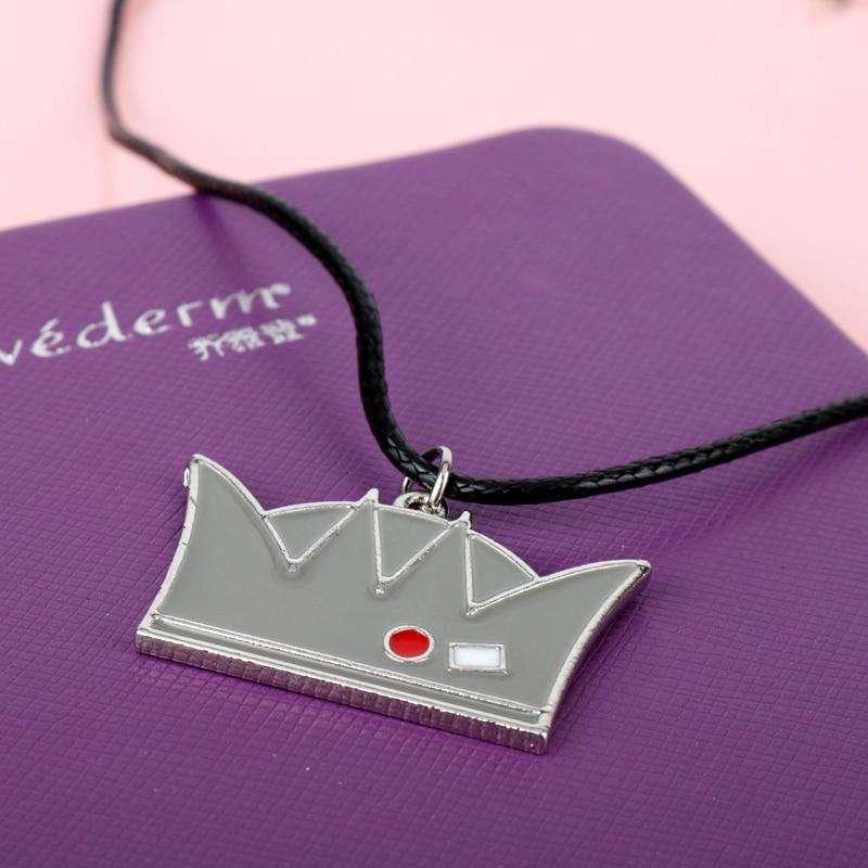 Riverdale Jughead Jones Hat Necklace Rope Metal Pendant Boys Girls Gift