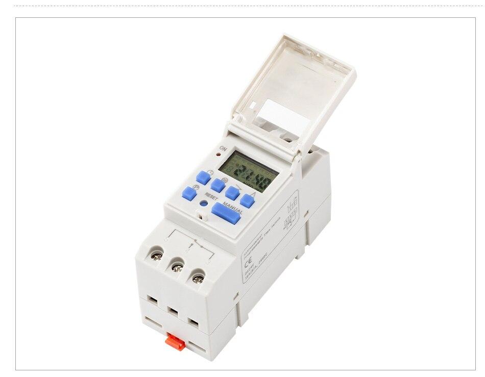 programável digital interruptor de tempo 16a nascer
