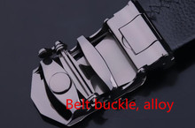Luxury Automatic Buckle Belt For Men
