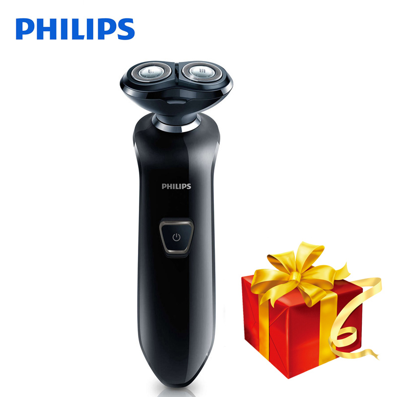 Philips Electric Shaver S512 Rotary Rechargeable Double Blades Washable With Comfortable Shaving System philips electric shaver s108 rechargeable with comfortable shaving system with double heads of the whole body washing for men page 8