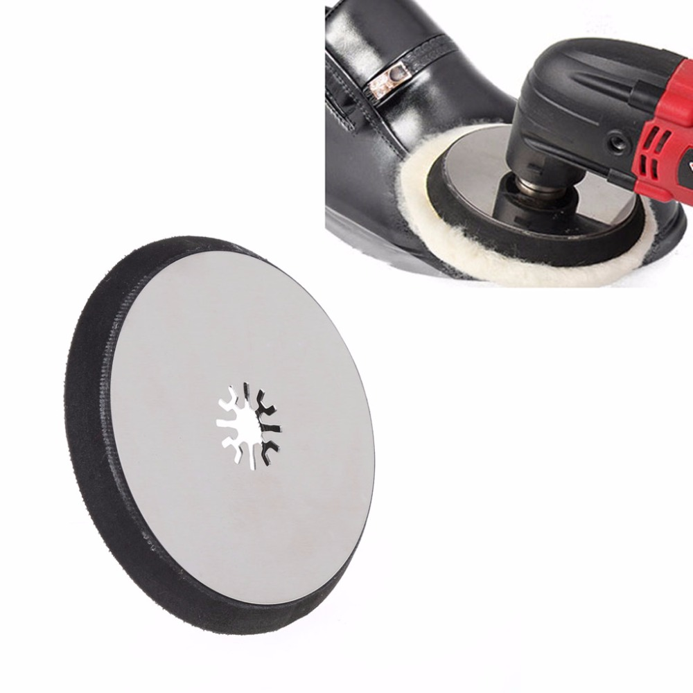 Round Sanding Pad 115mm Oscillating Multitool For Fein Multimaster Chicago Bosch