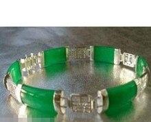 Envío gratis >> >> joyas pulsera verde del Jade 4 tezb