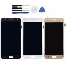 Лучшие ЖК-дисплей Дисплей Сенсорный экран для Samsung Galaxy J7 j700f j700m j700h Digitizer Замена Ассамблея Инструменты 100% тестирование новое поступление