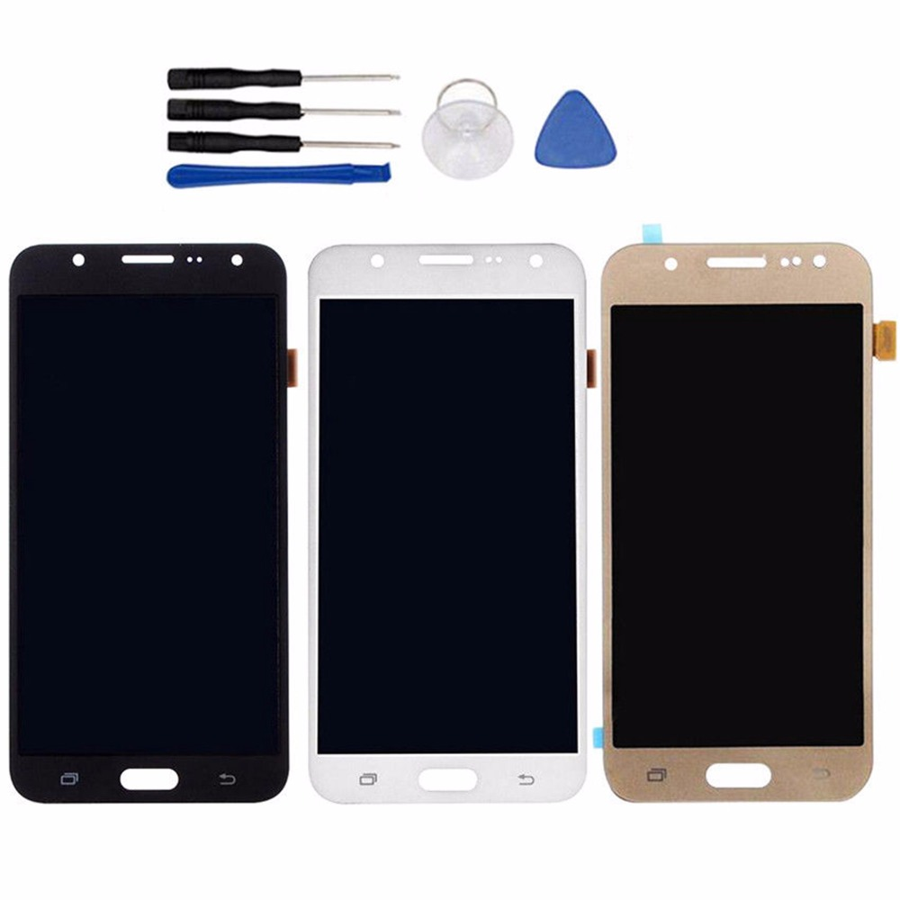 LCD Display Touch Screen For Samsung Galaxy J7 J700F J700M J700H Digitizer Replacement Assembly Tools 100% Tested New Arrival