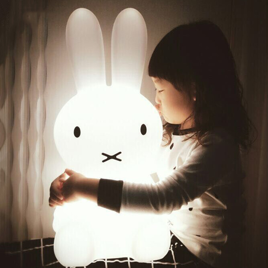 BEIAIDI Big Bear Dimmable Led Night Light 30/50CM Large Night Light Anti-fall Christmas Gift Bedside Cute Floor Desk Table Lamp