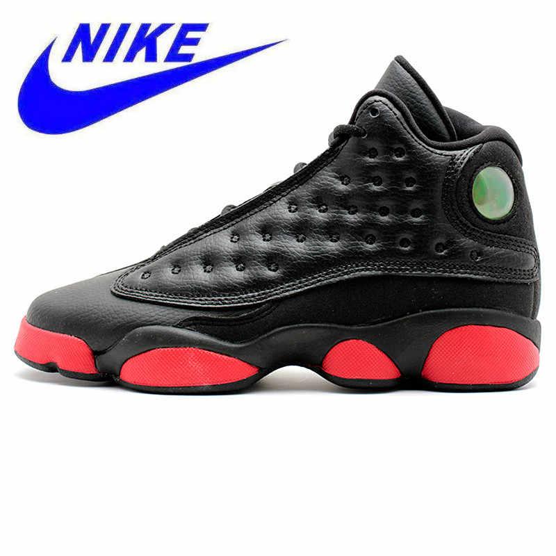 buy popular 81632 1fed0 Original Nike AIR JORDAN 13 RETRO BG Dirty Men s Basketball Shoes , Basketball  Outdoor Sneakers 414574