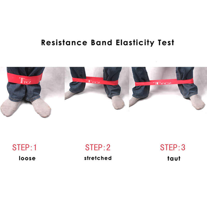 Elastic Bands for fitness Workout Rubber Loop Latex Yoga Gym Strength Training Resistance Bands Athletic Fitness Equipment Band4
