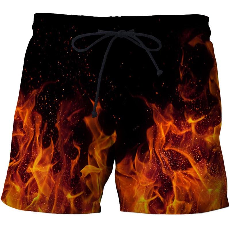 Men's Clothing Crazy Anime 3d Printed Beach Shorts Men Casual Board Shorts Plage Quick Dry Shorts Swimwear Streetwear 8xl Dropship Zootop Bear