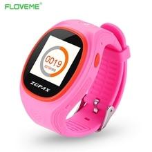 Kinder Smart Uhr GPS Locator Tracker Anti-verlorene Smartwatch GPRS Sim-karte Kind Uhr SOS Anruf Armband Leben Wasserdicht uhren