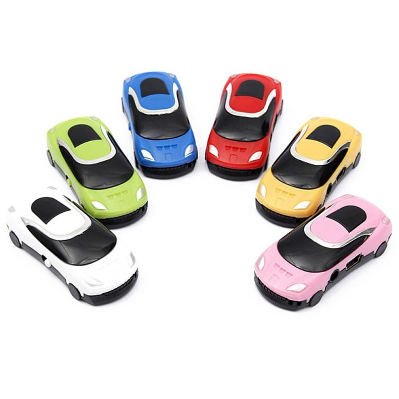 Mini Car Style USB Digital MP3 Music Player Support Micro SD TF Z1110 DROPSHIP