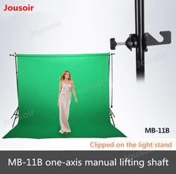 MB-11B Axis Manual Lifting Axis Background Frame Background Axis Wedding Photography Photography Background Scroller CD50 T08