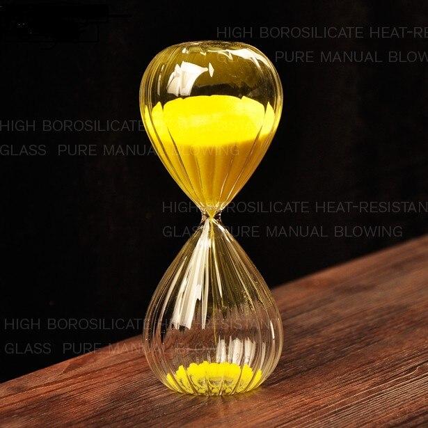 Kleuren Zandloper Timer 30 Minuten Kerstversiering Magnetische