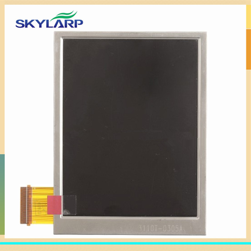 skylarpu for Motorola Symbol MC75A MC75A0 acquisition unit handheld device LCD screen panel scanner Equipment(without touch) lcd module with touch digitizer for motorola symbol ppt8800 ppt8846 handheld device lcd display screen panel scanner equipment