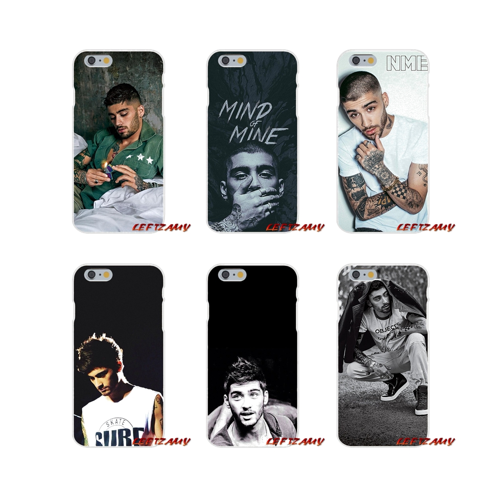 Accessories Phone Cases Covers For Motorola Moto G LG Spirit G2 G3 Mini G4 G5 K4 K7 K8 K10 V10 V20 V30 Zayn Malik