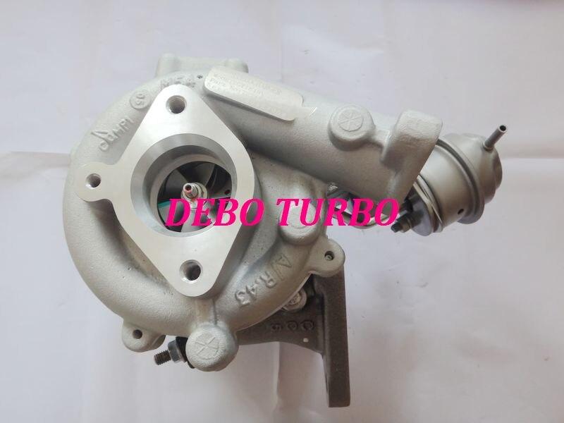 Nouveau turbocompresseur GT1849V/727477-5007 S 14411-AD200 NISSAN Almera Primera x-trail, YD22ED/YD1, 2.2L 136HP (huile)