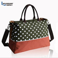 Mummy baby diaper bags nappy  nurse bag Minimalist style large capicity women multifunction  can be hung stroller free shipping