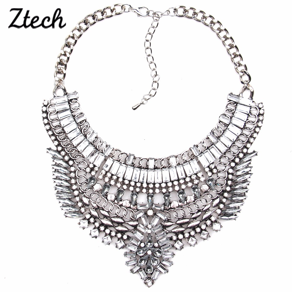 Fashion Necklaces Pendants Bohemian Statement Necklaces costume choker pendant Collar Necklace Maxi Jewelry for Women