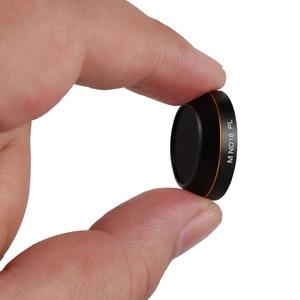 Image 3 - CAENBOO Kamera Filter Drone Für DJI Mavic Pro Zubehör Objektiv Filter Protector ND CPL Für Mavic Pro Professionelle ND8 16 filter