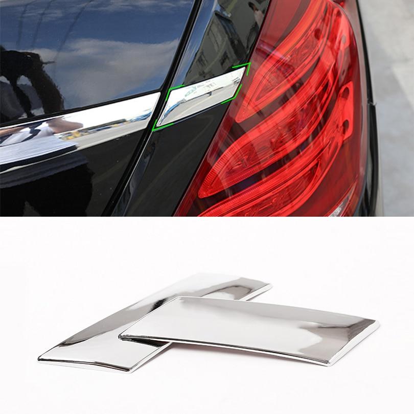 14-18 for Benz S-Class W222 Car Front /& Rear Door Storage organizer Holder Box