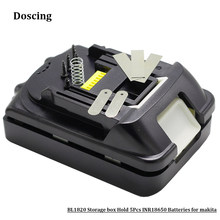 BL1815 Electric Drill Accessory Li-ion Battery Plastic Case PCB Board Protection Circuit Board For MAKITA 18V 1.5Ah Tool Parts(China)