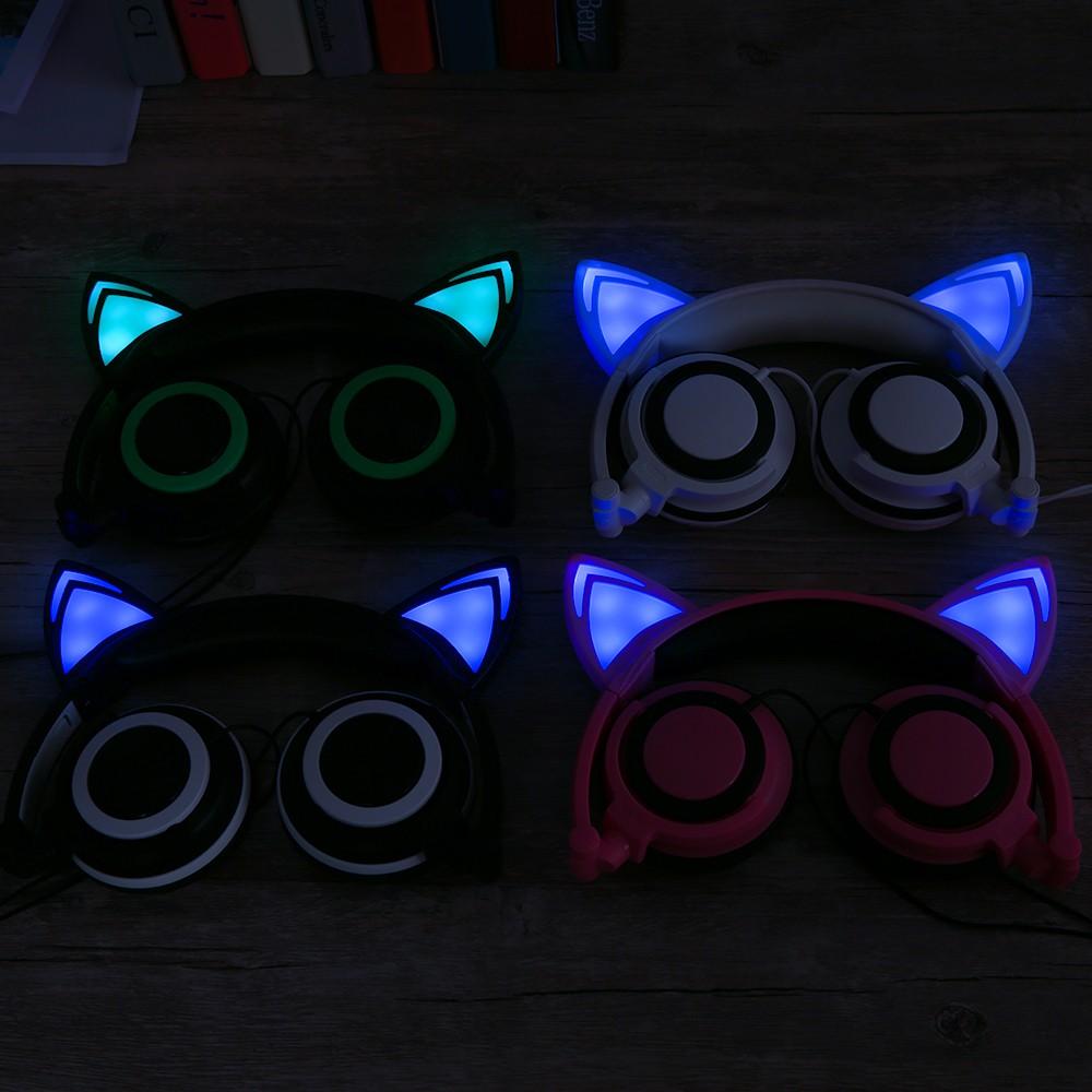 HTB1KmvLNVXXXXXSXVXXq6xXFXXXz - Mindkoo Stylish Cat Ear Headphones with LED light