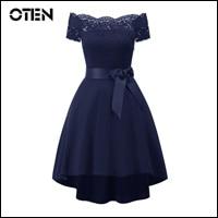 OTEN-Lace-Evening-Party-asymmetrical-clothes-Women-Summer-Sexy-Off-shoulder-Short-Sleeve-ladies-Elegant-wedding
