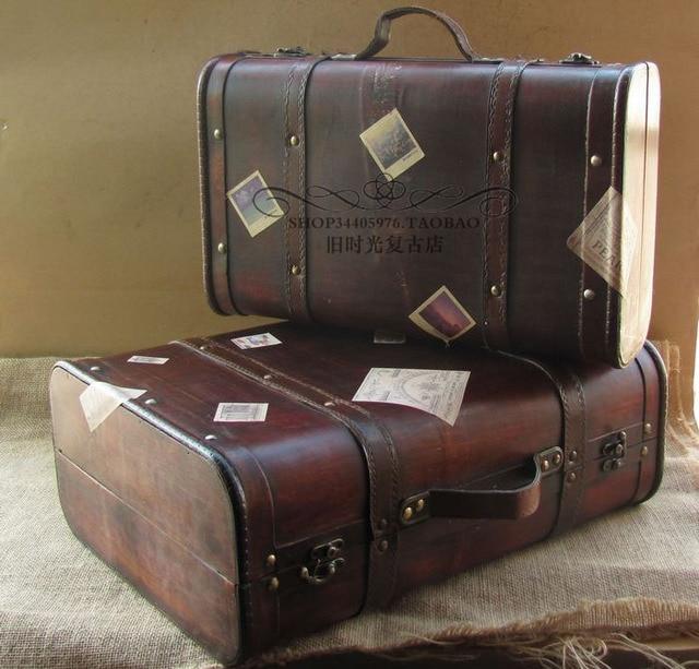 Decorative Luggage Box Extraordinary Decorative Luggage Box  My Web Value 2018