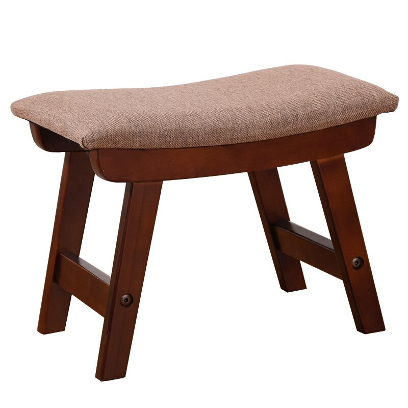 Creative Solid Wood Change Shoe Bench Household Sofa Stool Living Room Simple Footrest Multifunction Wooden Stable Low Stool fashion creative bench household fruit stools solid wood sofa stool bedroom living room fabric stool home furniture