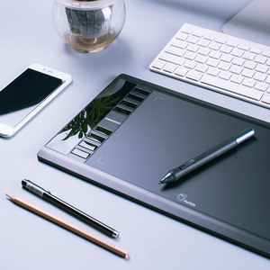 """Image 5 - Parblo A610 アートデジタルグラフィック描画絵画ボード w/充電式ペンタブレット 10 × 6 """"5080LPI とグローブ"""