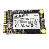 Mini MSATA 32GB MLC Flash Solid State Disk For Intel Spec PC Laptop Desktop For Apple