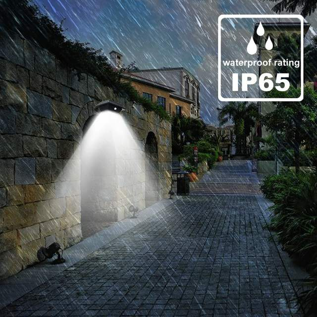 US $19 52 39% OFF|T SUNRISE 2 PACK Outdoor Solar Light Spotlight Garden  Lamp Solar Gutter Light Outdoor Lighting for Outdoor Security-in Solar  Lamps